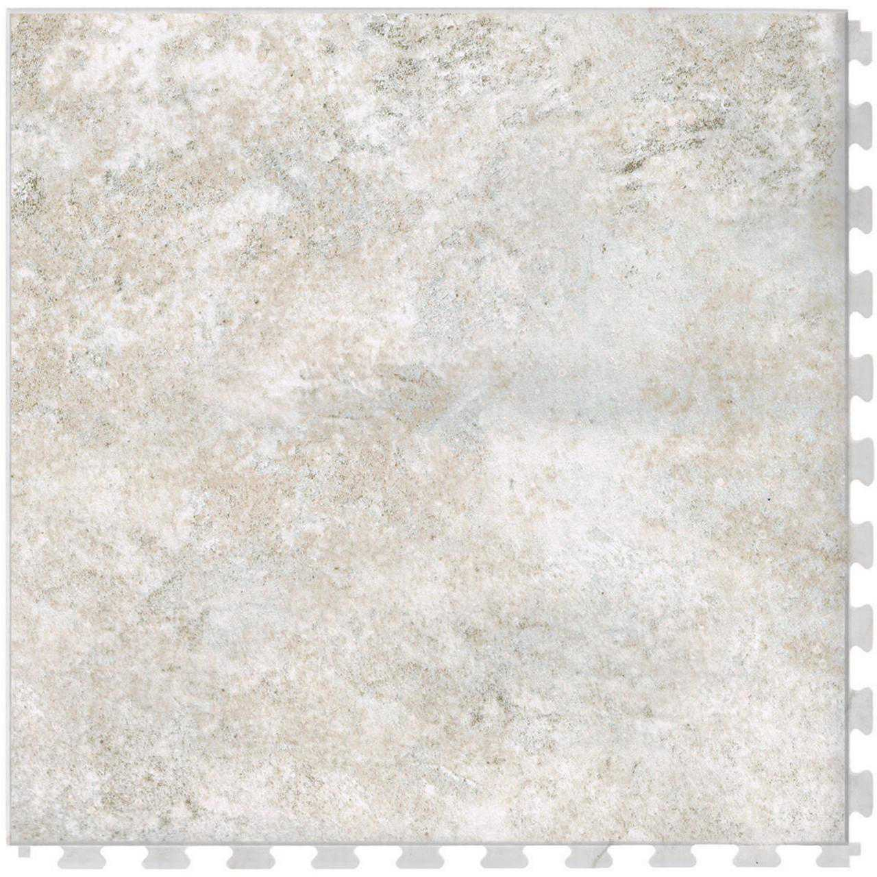 IT Tile ITNS570FS50 Fairstone Floor Tile, 20 in L x 20 in W x 5 mm T